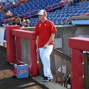 Connor Dwyer '19 had a summer internship with the Kentucky Y'alls baseball team.