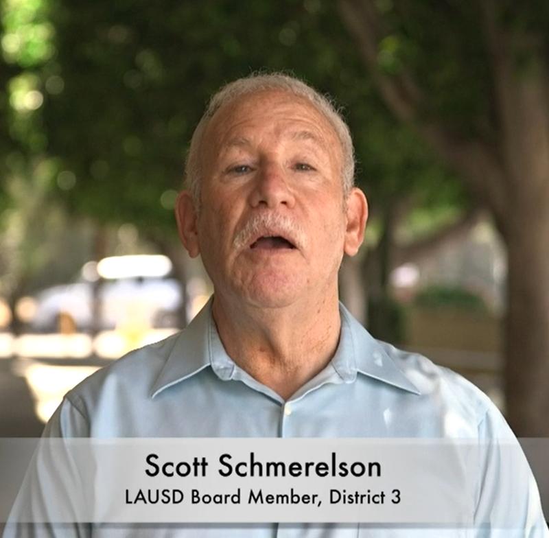 Board Member Scott Schmerelson