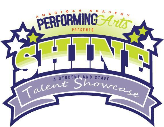 American Academy Presents Shine a student and staff talent showcase