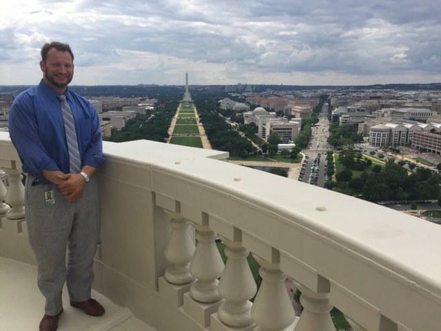 Mr. Maddox Heads to Washington DC Thumbnail Image