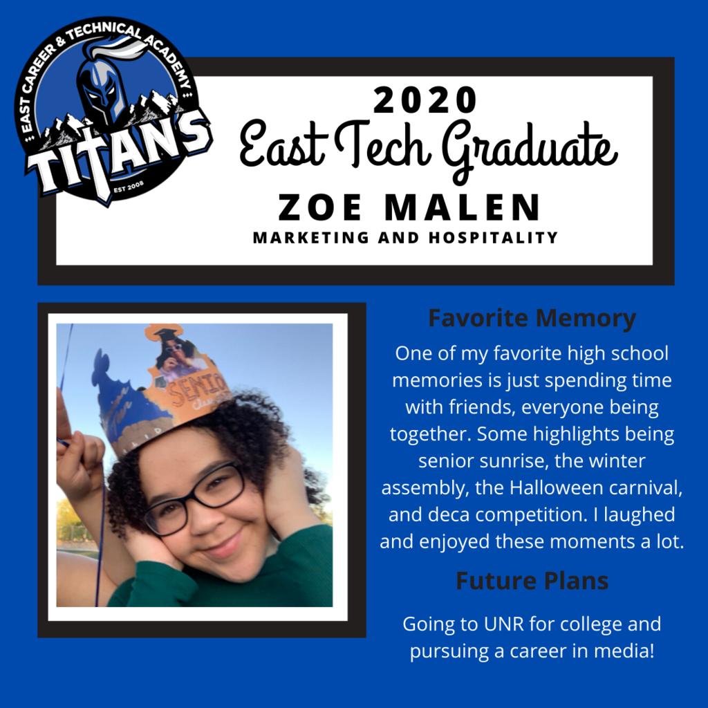 Spotlight Zoe Malen