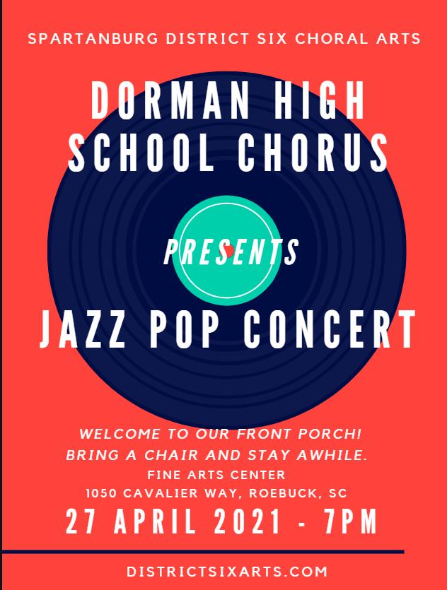 DHS Chorus Jazz Pop Concert