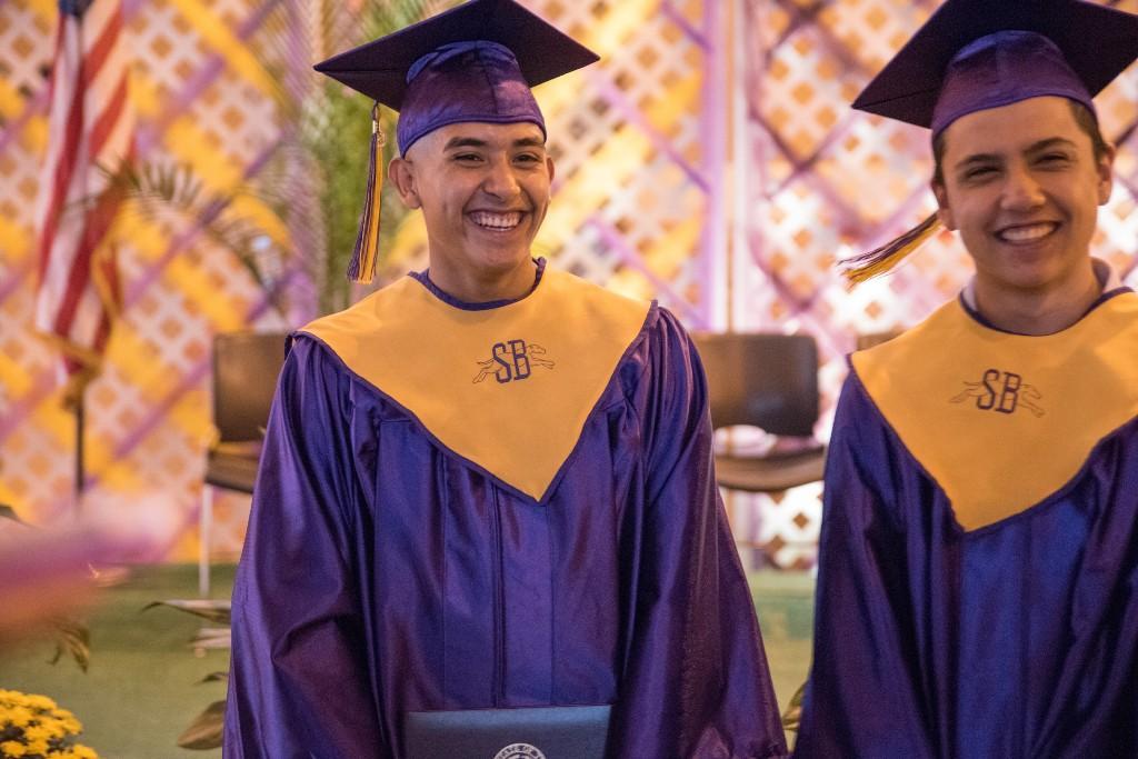 Amador R. Rodriguez Juvenile Boot Camp Graduation 2017