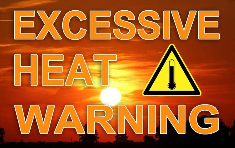Parent Email re: Excessive Heat Warning Thumbnail Image