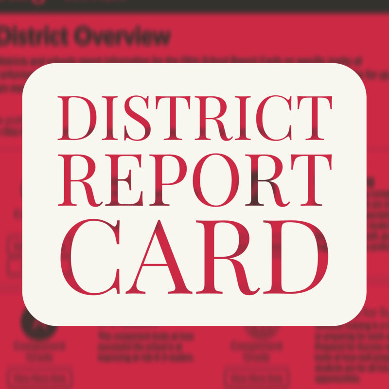 Report Card Released Featured Photo