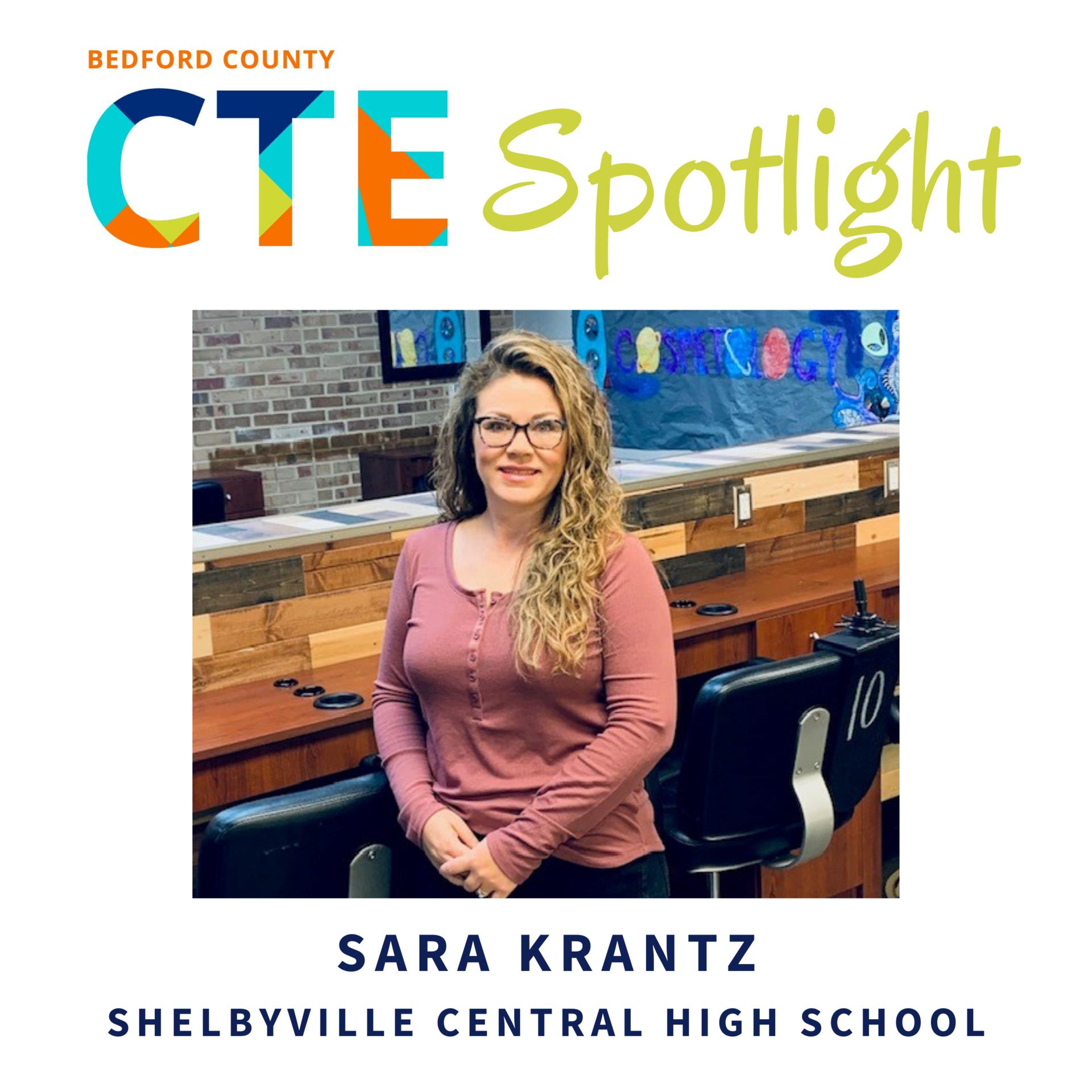 CTE teacher spotlight