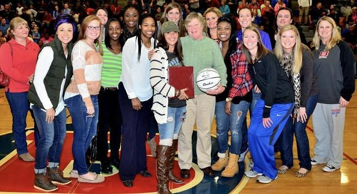 Blessed to coach great group of young ladies over the years