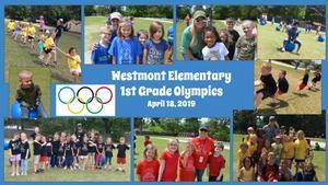 1st grade Olympics