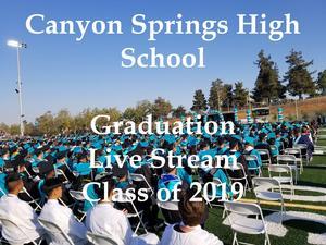 Graduation Live Feed