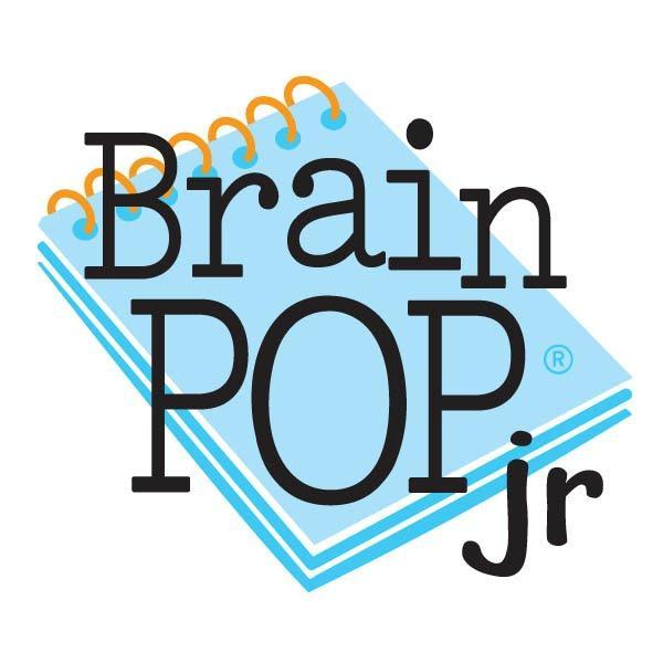 Image of Brain POP Jr logo