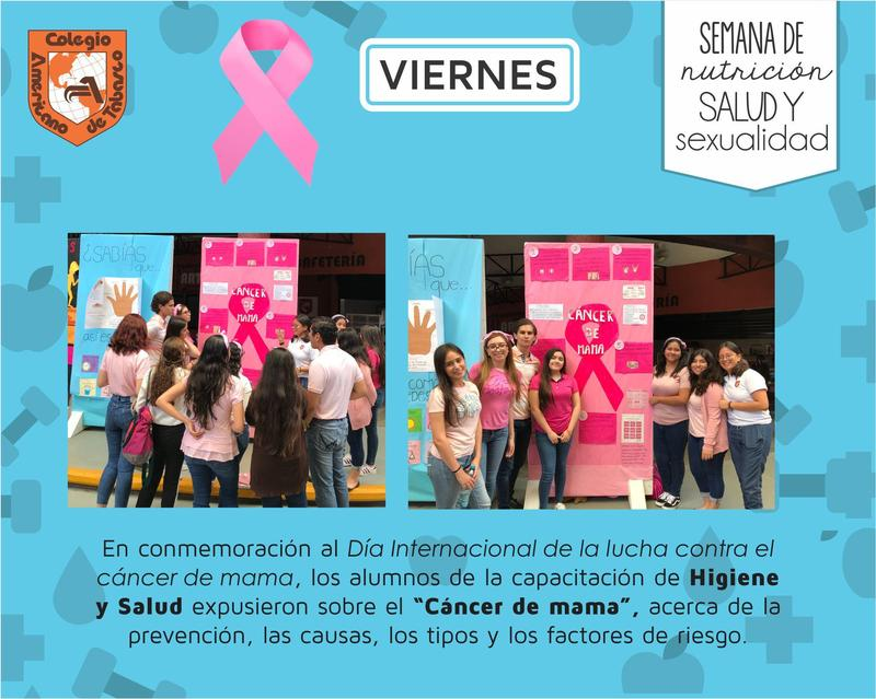 Dia 5: Cómo prevenir el cáncer de mama Featured Photo