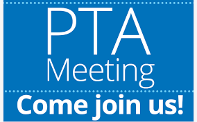 PTA Meeting - Monday, September 27th @ 6:30pm Thumbnail Image