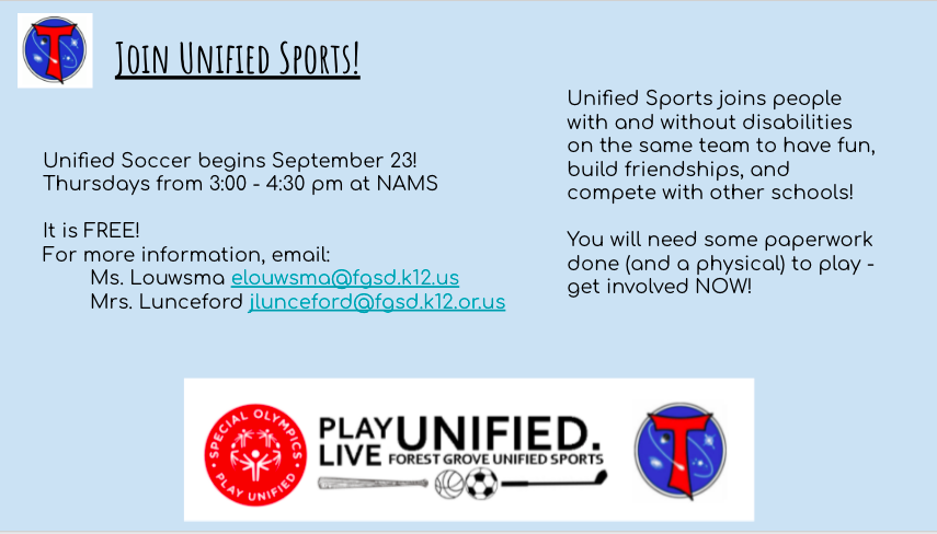 Unified Soccer