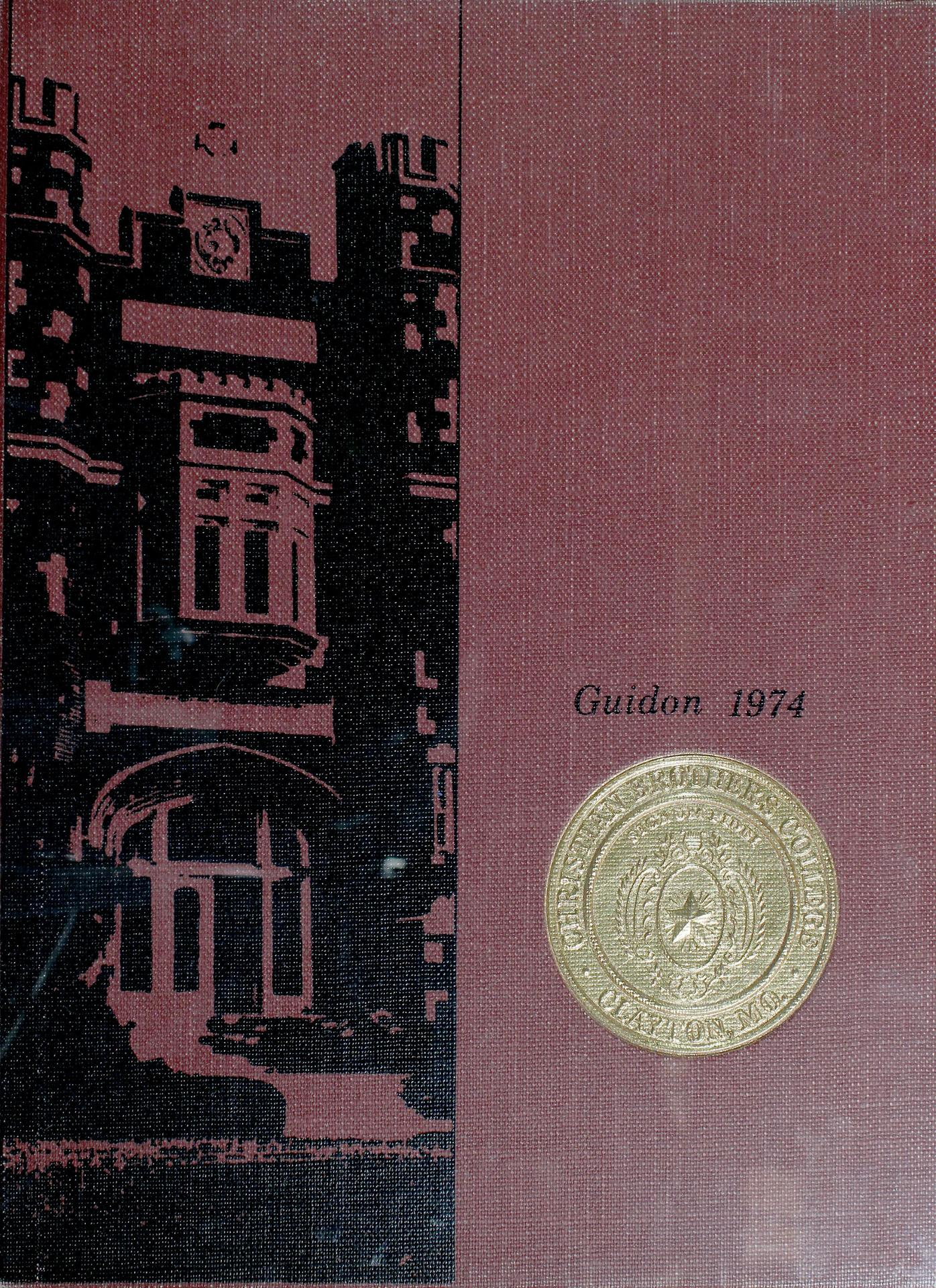 1974 CBC Yearbook