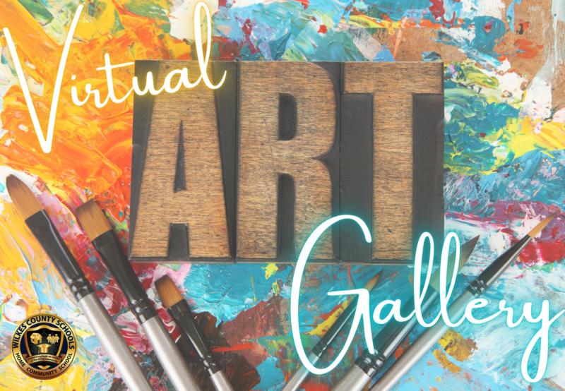 Virtual Art Gallery words