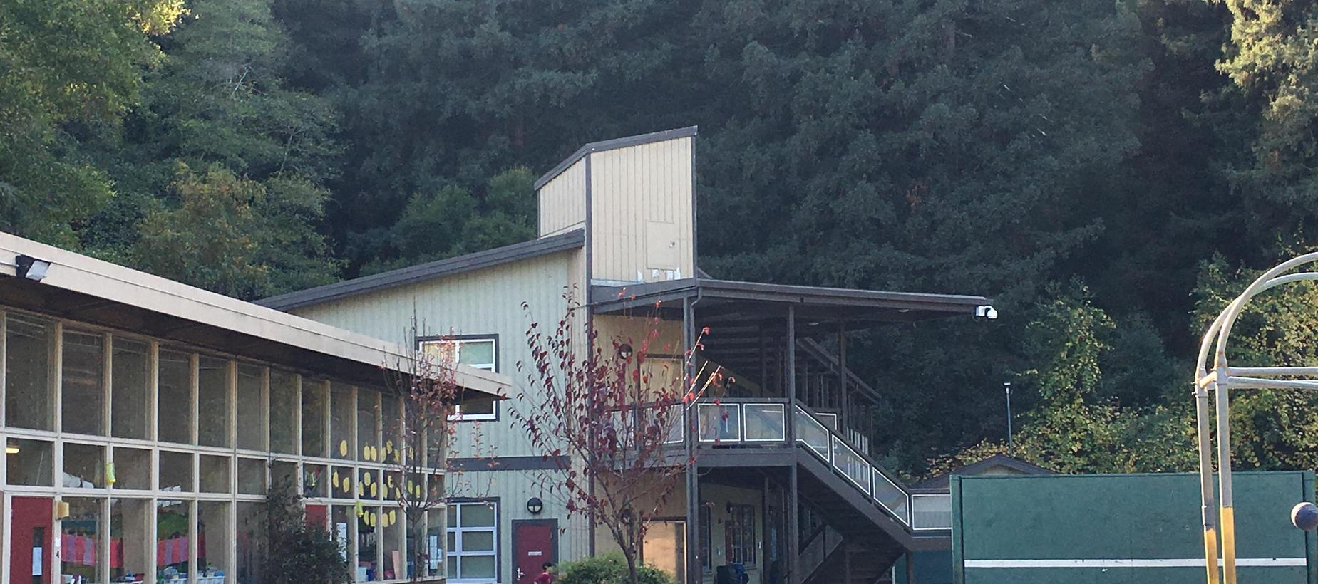 Photo of buildings at BCE.