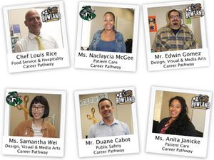New CTE Teachers