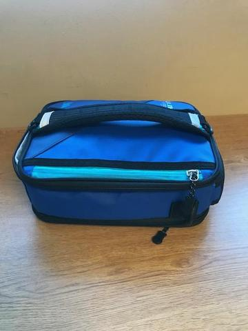Found 3/15/19 Blue Lunch Box