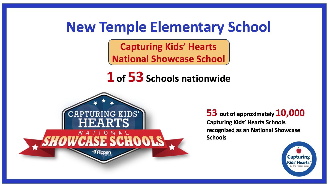 Capturing Kids Hearts Award