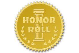 Honor Roll Recognition Featured Photo
