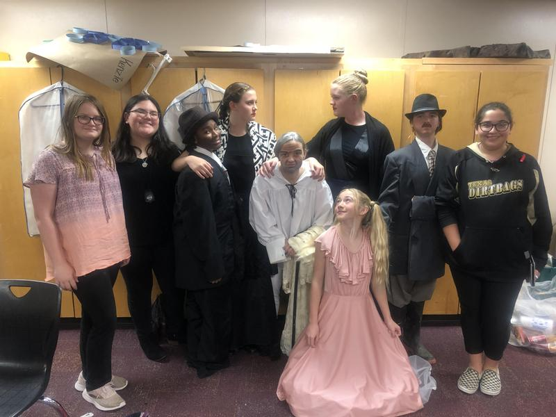 MS One Act Play Takes 2nd Place! Thumbnail Image