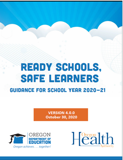 Ready Schools Safe Learners Guidance
