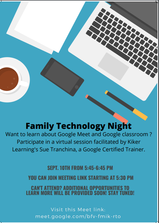 Google Family Night
