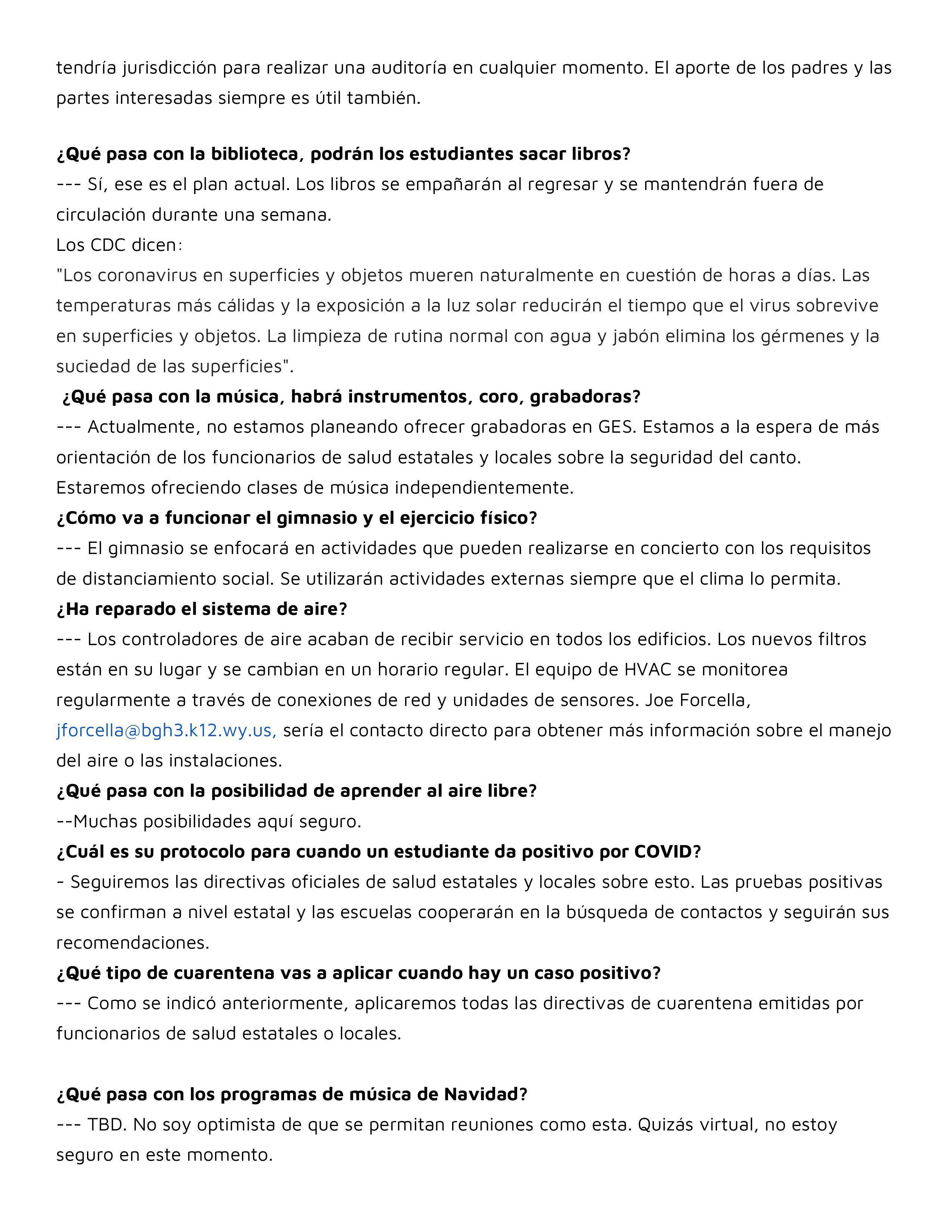 Parent Letter Page 10
