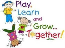 Saying: Play, Learn, and Grow Together