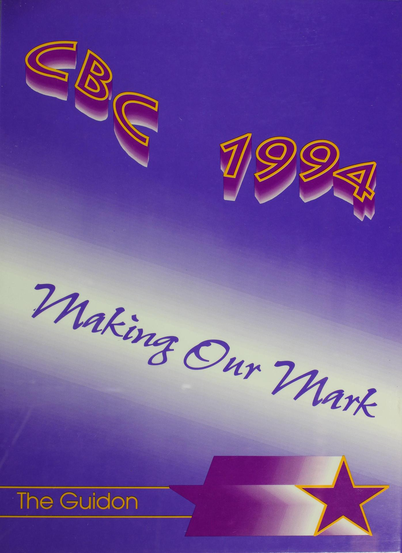 1994 CBC Yearbook