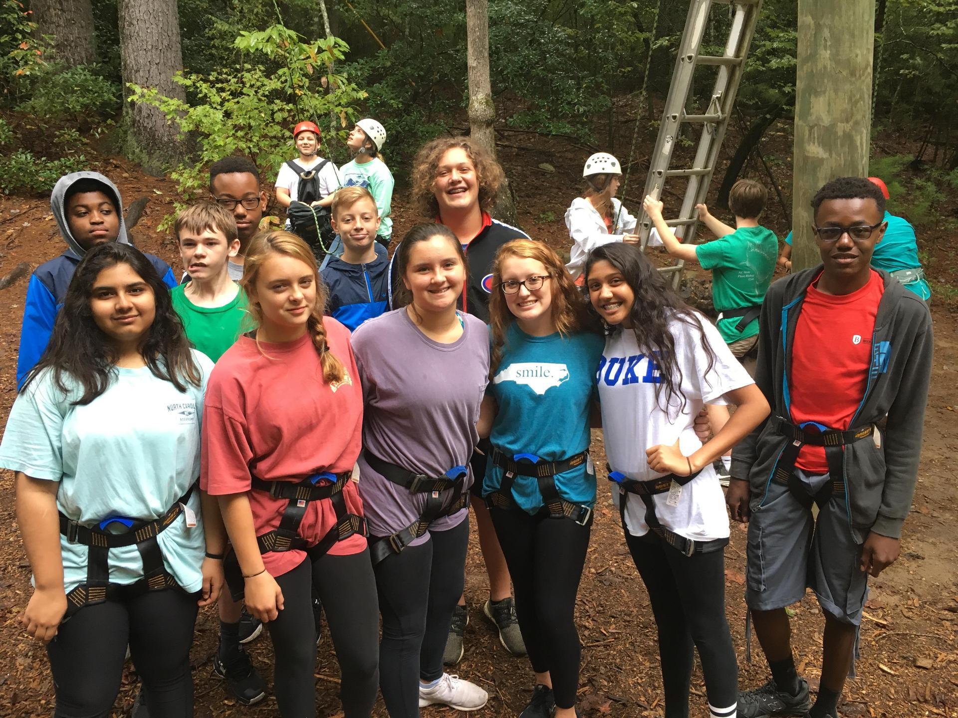 8th Grade - Mountain Trail Outdoor School