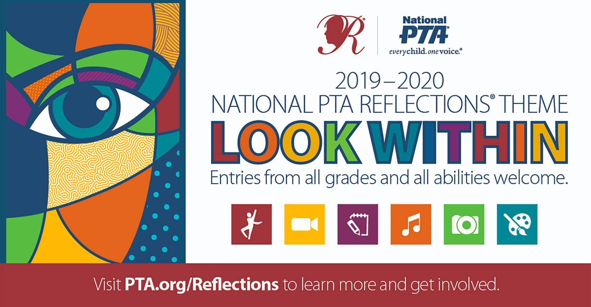 PTA Reflections 2019-2020: Look Within