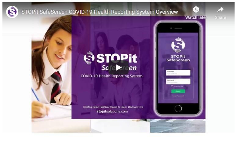 Safe Screen Registration Instructions  /   Instrucciones Para Safe Screen Thumbnail Image