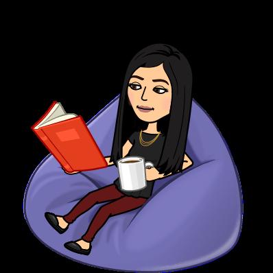 Mrs. Pira's bitmoji reading