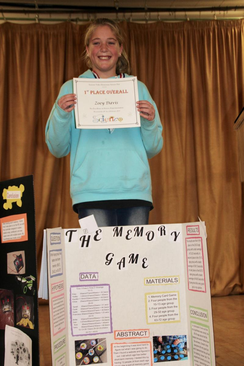 Community Participation Highlights LVES Family Science Night Featured Photo