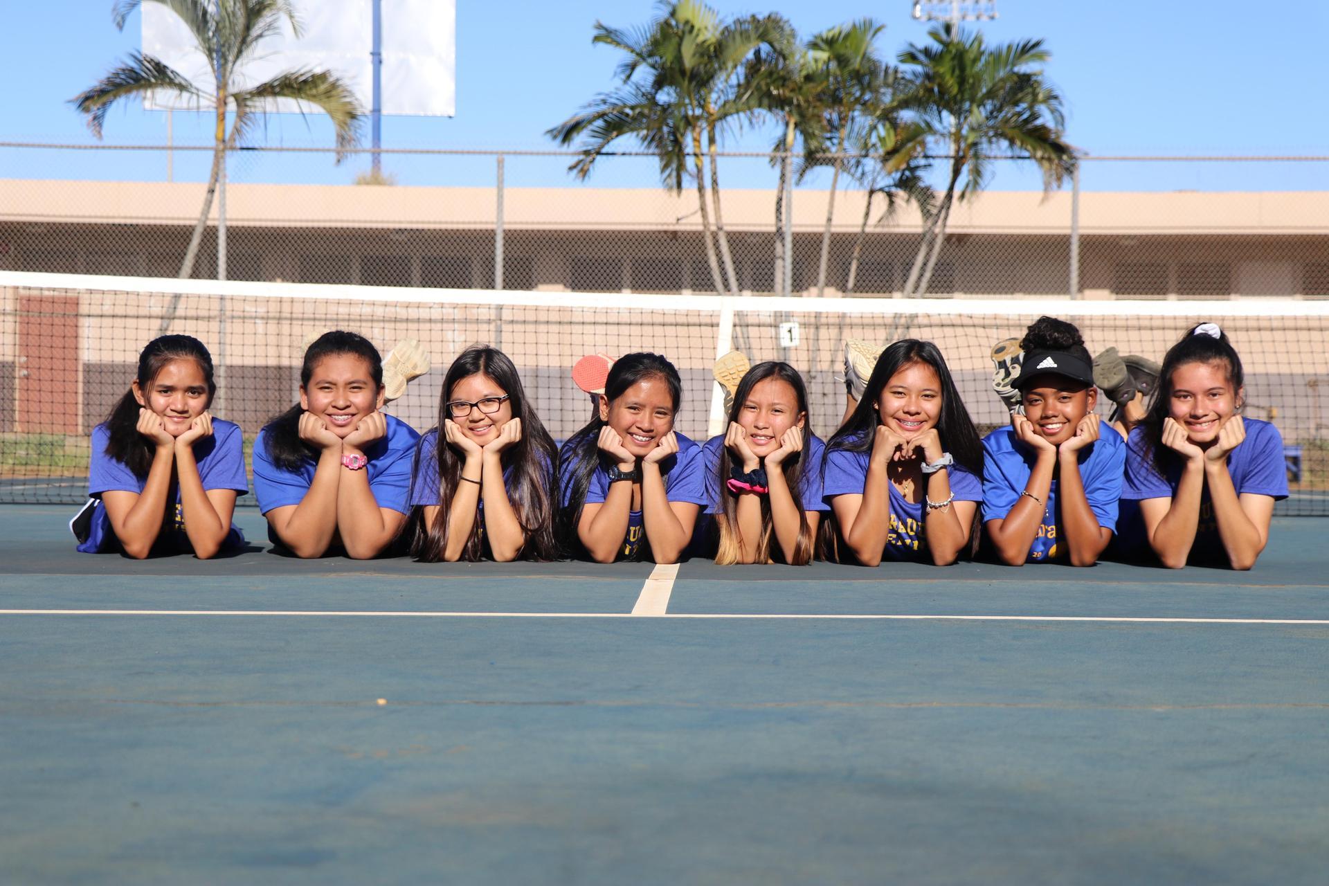Girls Tennis (JV)