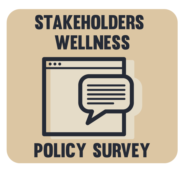 Stakeholder Wellness Policy Survey