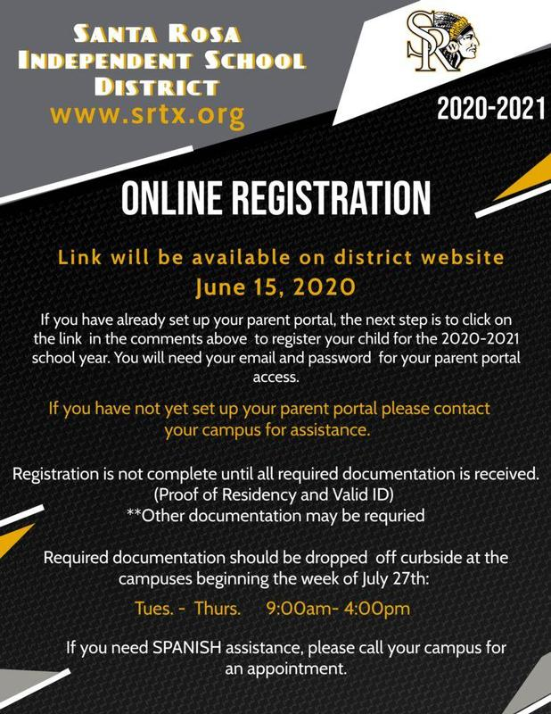 Online Registration is now Available! Featured Photo
