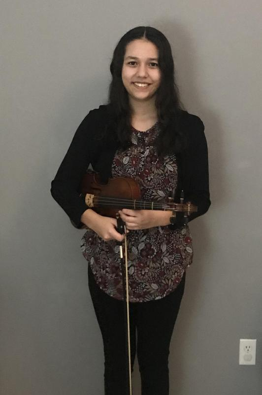 Mercedes Orchestra Member earns a Virtual Chair. Featured Photo