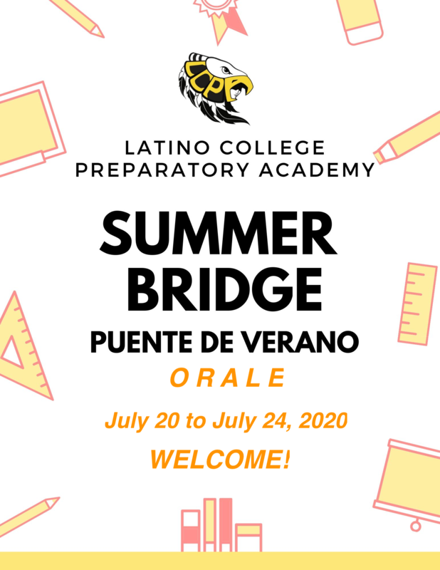 Summer Bridge 2020 - Update Featured Photo