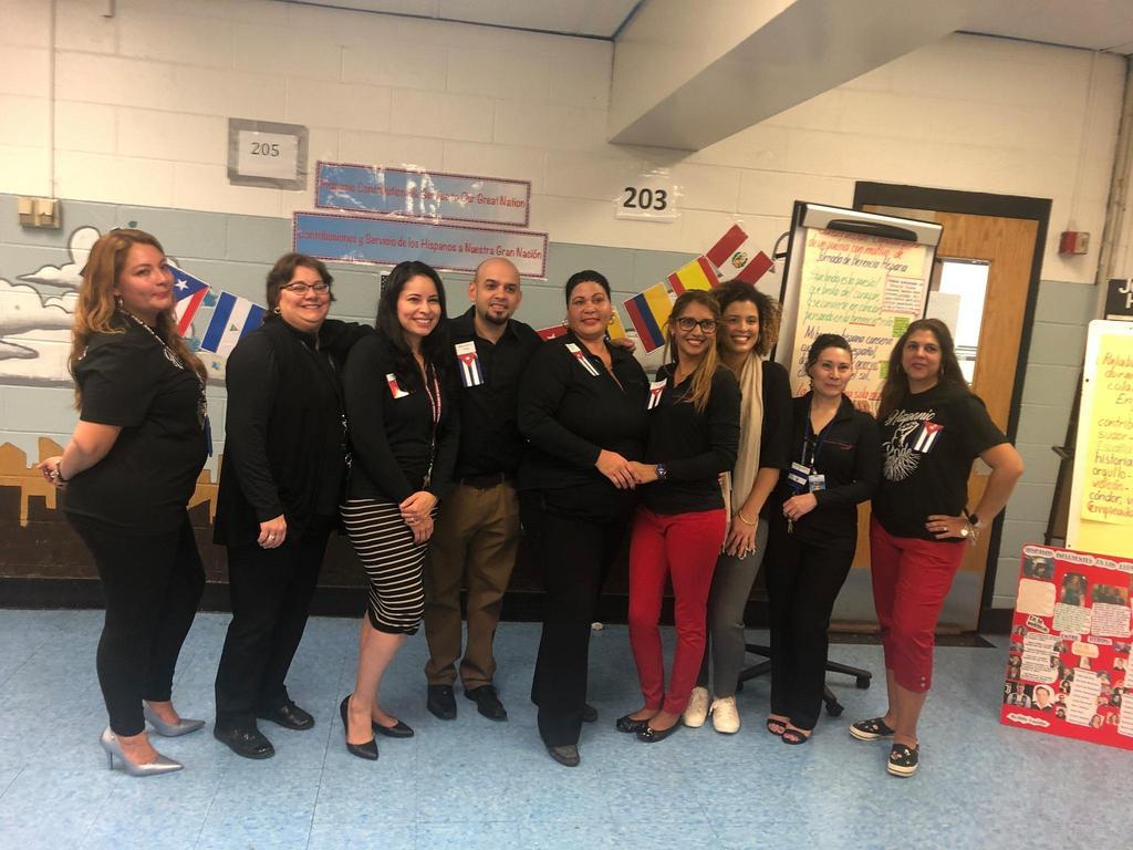 Emerson Bilingual Teachers