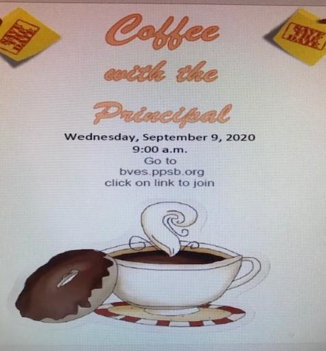 Coffee with the Principal Thumbnail Image