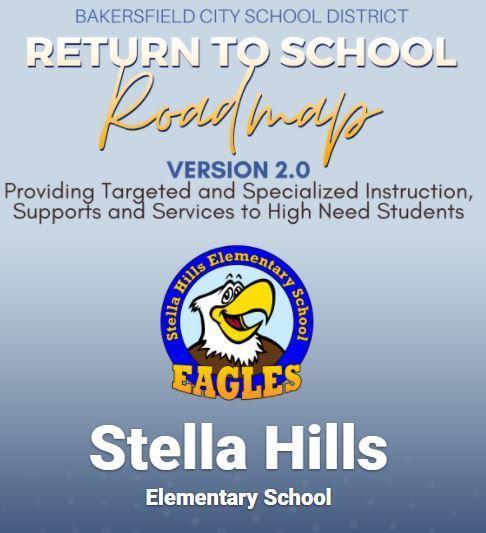 Stella Hills Return to School Roadmap Featured Photo