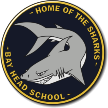 Bay Head School Shark Logo
