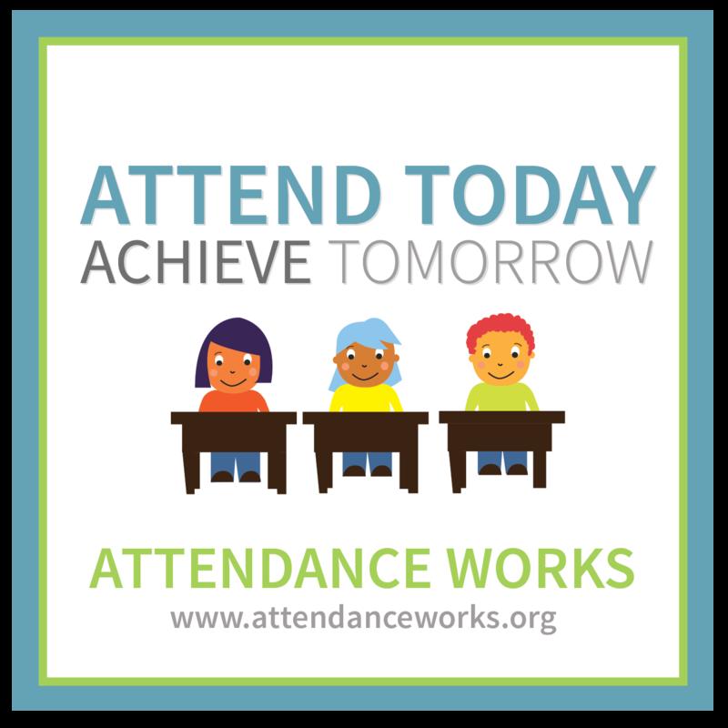 Attendance decal