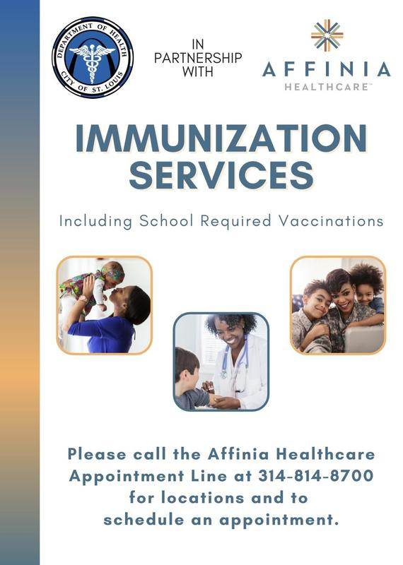 Affinia healthcare immunization