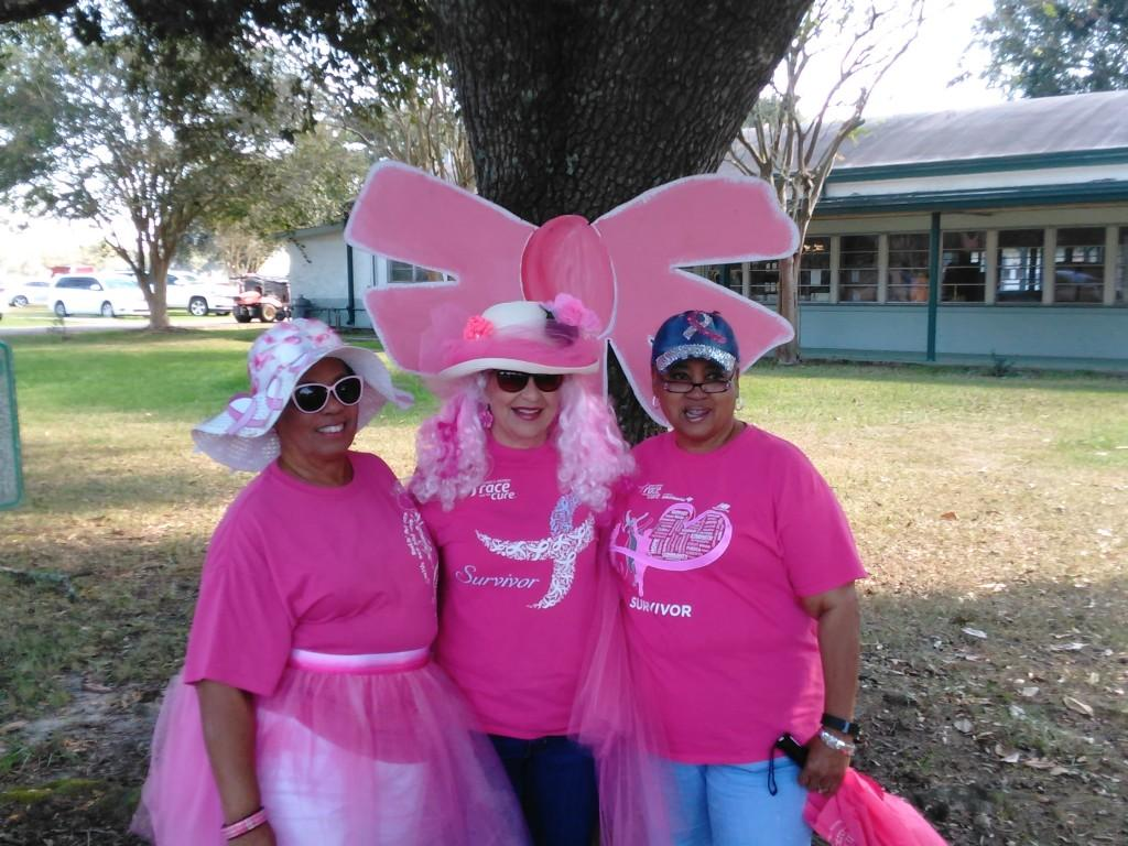 Breast Cancer Awareness Festivities
