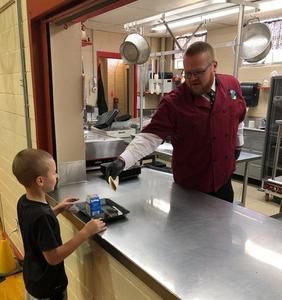 McKinley Elementary School Principal - Scott Morton