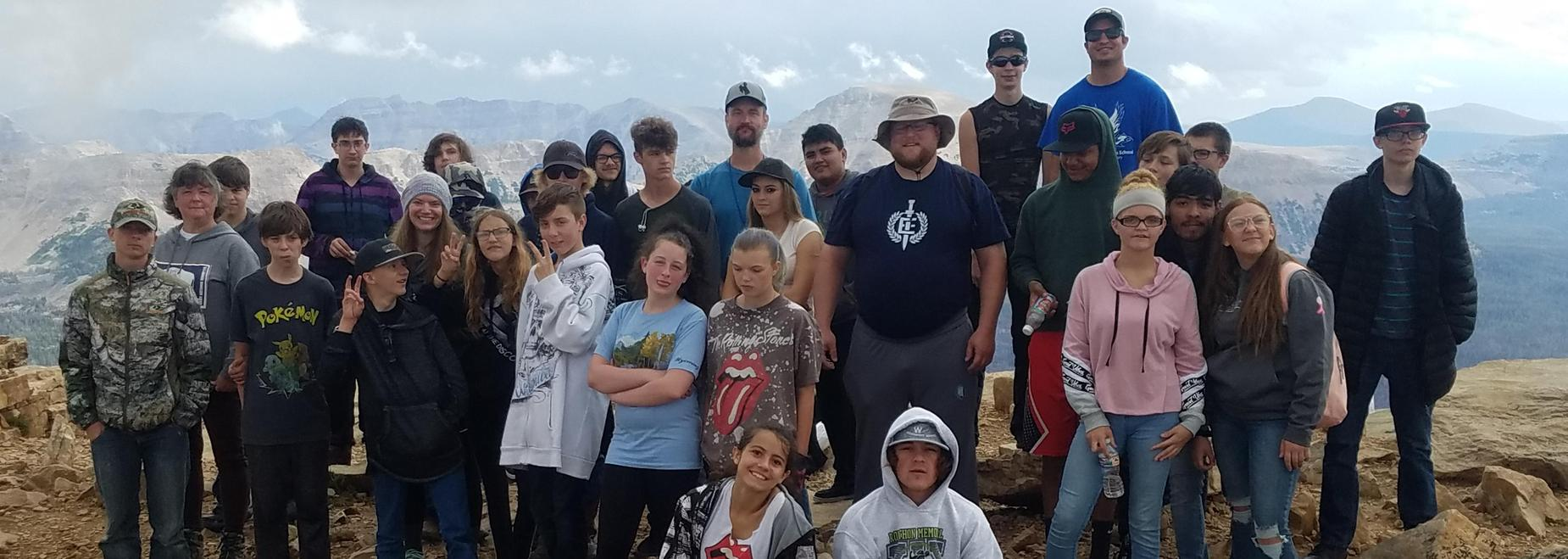 2019-20 Bald Mountain Hike
