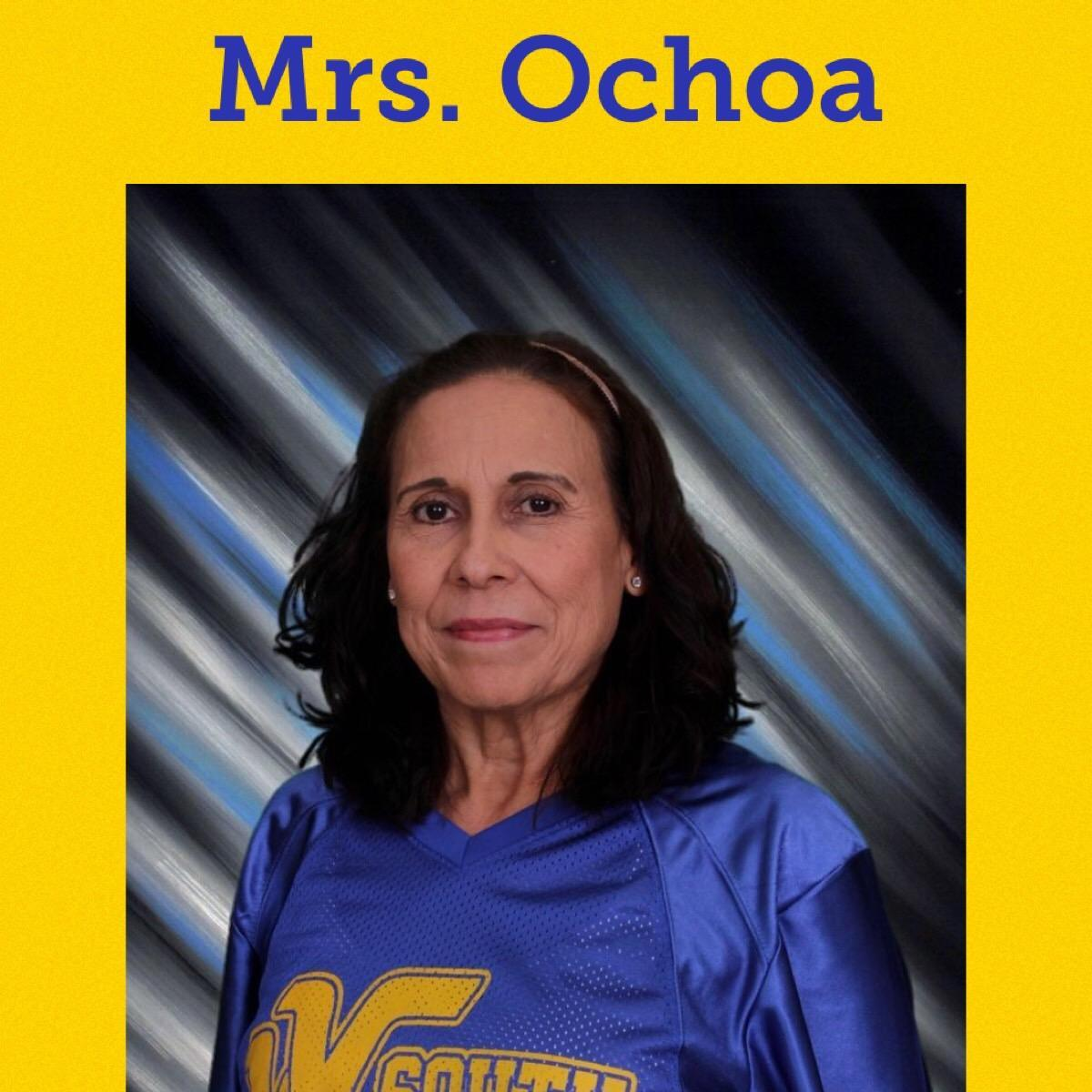 Maria Ochoa's Profile Photo